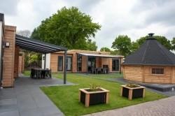 Luxe 18-persoons arrangement Villawijk op park in Voorthuiz…