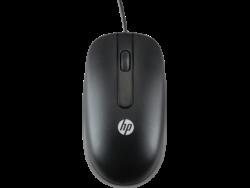 HP Optical Mouse USB black 800dpi
