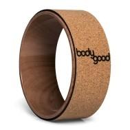 BodyGood   Yoga   Cork WheelPer stuk
