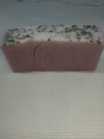 zeep blok lavendel