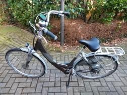 Mooi elektrische fiets sparta