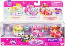 Shopkins Cutie Cars Brake 4 Brunch collection 6 dlg - Die C…