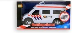 Reddingsdienstvoertuig Politie 26 Cm Wit