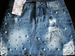 Rok Realty Fashion Jeans(Nieuw)m40