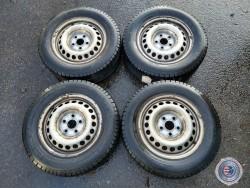 Volkswagen Transporter | Michelin Agilis 215/65R16c + velge…