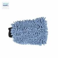 Washandschoen   Mesh & Microfiber