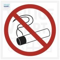 No smoking pictogram   10x10 CM