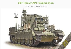 ACE   72446   IDF Heavy APC Nagmachon   1:72