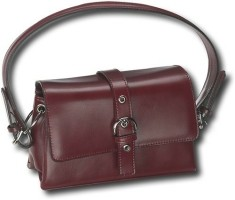 Kodak - Camera Handbag - Burgundy