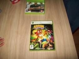 Crash voor Xbox360