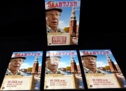 3 DVD's, 6 afl. Baantjer XXL,NIEUWST,ned.talig, 4,5 uur