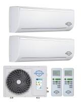 KWB Cooling-18-12-12 Duo R32 inverter set WIFI möglich