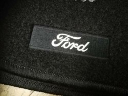 Mattenset Ford Fiesta bj '12-'17 Opdruk Ford Basic