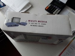 Te koop:  multi media set