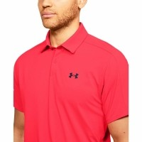 Under Armour Vanish mens Polo Coral