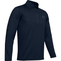 Under Armour Midlayer Navy 1/2 Rits