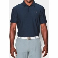 Under Armour Playoff Heren Polo Shirt Navy