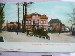 Ansichtkaarten Hillegom / Sassenheim.