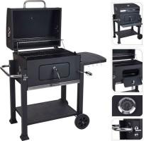 Barbecue mat zwart - houtskool  Alleen deze week 10% extra…
