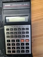 Casio fx-82c calculator