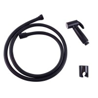 WillieJan Knijp handdouche Set HD025 - ABS - Zwart - Spraye…