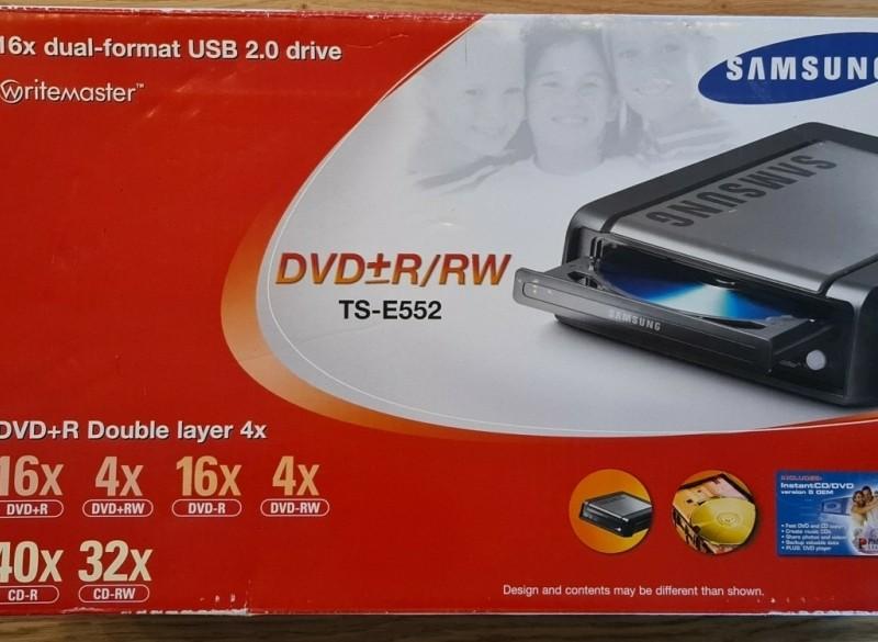 Externe DVD+R/RW recoder te koop