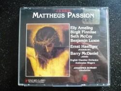 Johann Sebastian Bach Mattheus Passion. 3cd set.