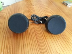 Speakers Dell laptop of pc