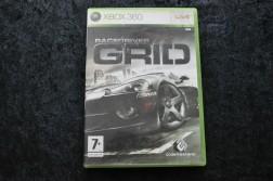 Racedriver Grid XBOX 360 Geen Manual