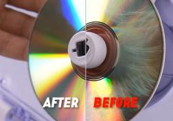 Disc repair 11 tot 20 disc's