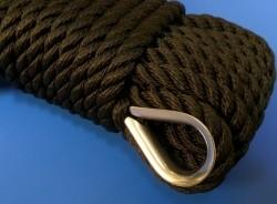 Ankerlijnen van Polyester. Voorraad product.