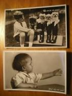 2 Oude Kinder Ansichten 1935(170