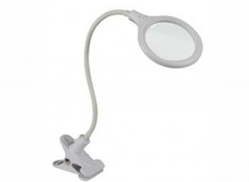 Loupelamp Ambulight LED met tafelklem (ambulante lamp)