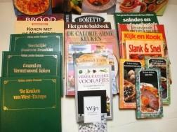 Kookboeken diverse