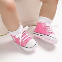 Baby sneakers all stars Roze