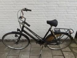 station dames fiets