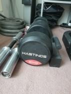 Complete set fitnesstoestellen