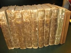 Zeer antieke boekenreeks