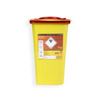 Safebox Naaldencontainer Superior 3 ltr.  Geel