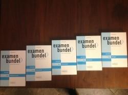 EXAMENBUNDELS HAVO nieuw Wi A/Na/Schk/Bio/Bedr Ec