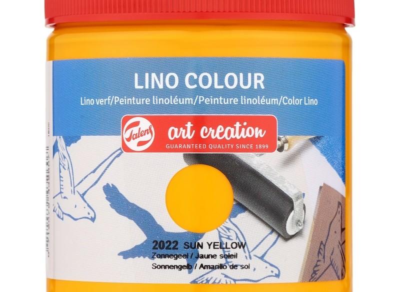 Talens Art Creation Lino Colour 250 ml Zonnegeel 2022