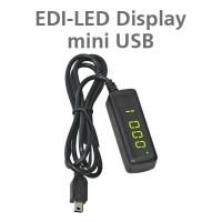 Edision EDI-LED Display mini USB