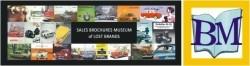 Boekenlegger Brochuremuseum (189x49mm - geprint)