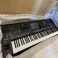Yamaha Genos 76-toetsen digitaal workstation