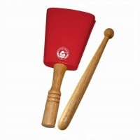 koebel junior 18 x 4,5 x 8 cm staal/hout rood