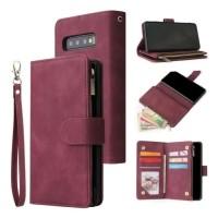 Samsung Galaxy Note 9 - Leren Wallet Flip Case Cover Hoesje…