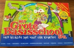 Grote basisschool spel