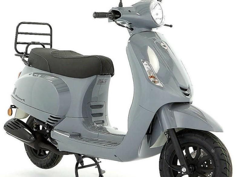 DTS Milano R (E5) (Nardo Grijs) bij Central Scooters kopen…