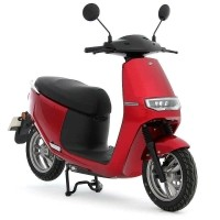 Ecooter E2 42AH (Rood) bij Central Scooters kopen €2998,00…