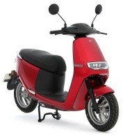 Ecooter E2 62AH (Rood) bij Central Scooters kopen €3598,00…